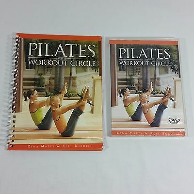 Pilates With Workout Circle DVD And Instruction Book