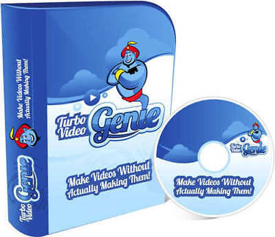 Turbo Video Genie Software 1 cd  You will receive pdf and other files on a print