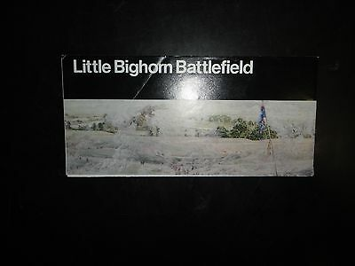 Little Bighorn Battlefield National Monument Guide 1993