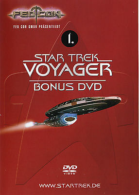 Star Trek Voyager - Fedcon Bonus DVD 1 - Convention Kate Mulgrew Robert Picardo