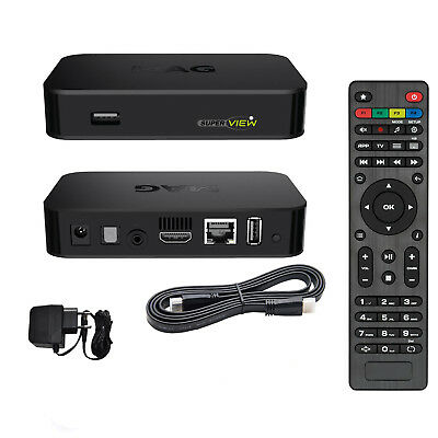 MAG 256 Genuine Original Infomir Linux IPTV/OTT Box, Faster than MAG 254 UK PLUG