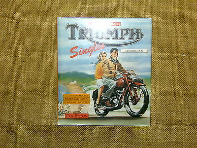TRIUMPH SINGLES by ROY BACON.
