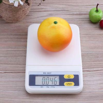 3KG/2KG/0.1G/0.5G Digital Kitchen Weight Scale LCD Electronic Diet Food Device