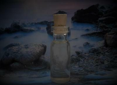 GRIEF RELIEF Ritual Oil Potion Anointing Oil Spell Oil ~ Wicca Witchcraft Pagan
