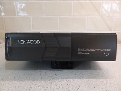 Kenwood KDC-C467 Car 6 CD Changer with Cable