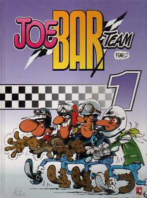 JOE BAR TEAM Tome 1../réédition VENTS D'OUEST 2005