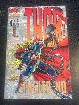 Thor:The Legend#1 Incredible Condition 9.4(1996) Deodato.jr Cover!!