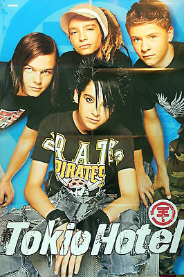 TOKIO HOTEL German rock band (82x55cm) GIGA POSTER  & GREEN DAY POSTER