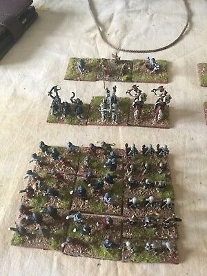 UNDEAD ARMY - 24 POINT 15mm ARMY FOR HOTT GAME+