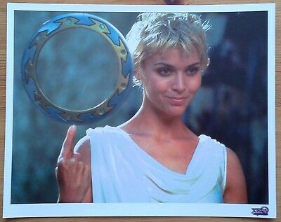 """Callisto in Ides of March (S.4) Xena Warrior Princess Official 8x10"""" photo/print"""