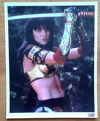 Xena in A Friend in Need Part 2 (S.6) Xena Warrior Princess Official photo/print