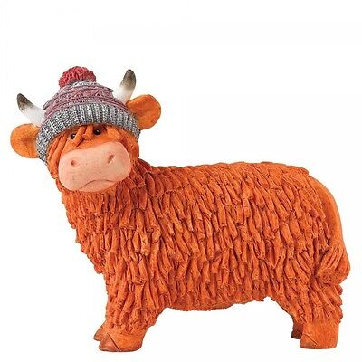 Hairy Coos A27508 Fiona the Highland Cow