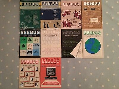 Beebug Volume 4 Numbers 1-10