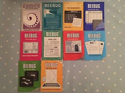 Beebug Volume 5 Numbers 1-10
