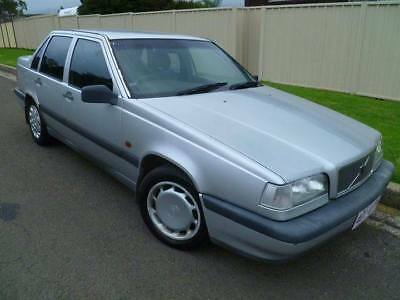 Volvo 850 GLE Automatic Sedan For Private Sale by Backpacker