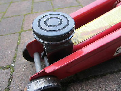 TROLLEY JACK Saddle for  50mm CUP Type rubber pad block jacking pad classic car