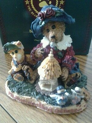 Boyds Bears & Friends Ms Berriweather's Cottage #01998