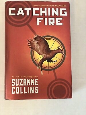 The Hunger Games Trilogy: Catching Fire 2 First Edition by Suzanne Collins, 2009