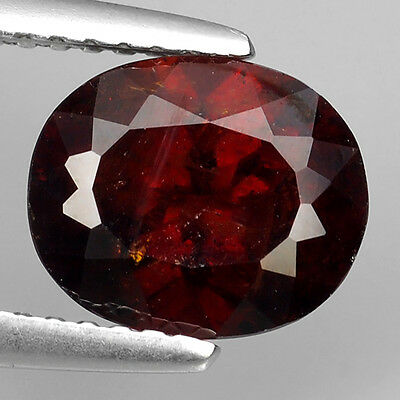 2.59 Ct Unheated Beautiful Natural Spessartite Garnet Oval Cut Loose Gemstones