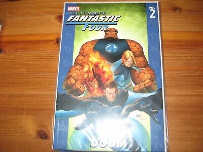 Ultimate Fantastic Four vol 2 Softcover Graphic Novel