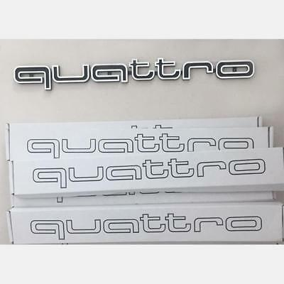 original audi 80 90 quattro urquattro coupe emblem. Black Bedroom Furniture Sets. Home Design Ideas