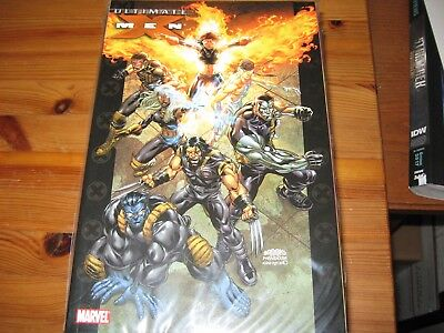 Ultimate X-men Ultimate Edition Softcover Graphic novel vol 2