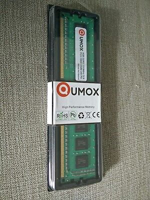 4GB PC3-10600 DDR3-1333MHz CL9 240-Pin DIMM RAM Upgrade