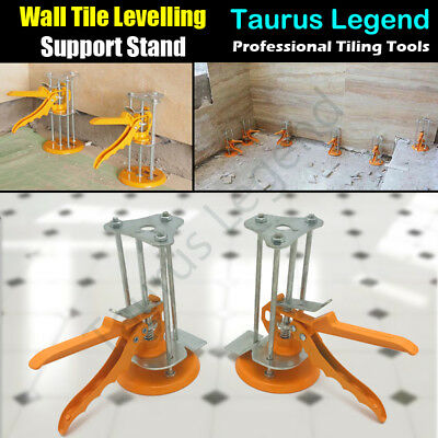 Wall Tile Alignment Tool Tile Level Aligning Stand Support Heavy Duty Steel