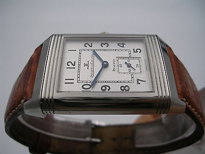 Jaeger Le Coultre Reverso Grande Taille Greater China Manuale Full Set Orologio