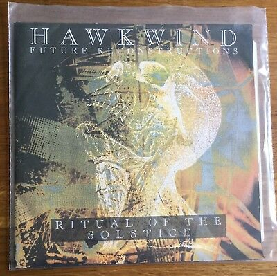 HAWKWIND RITUAL OF THE SOLSTICE Remixes