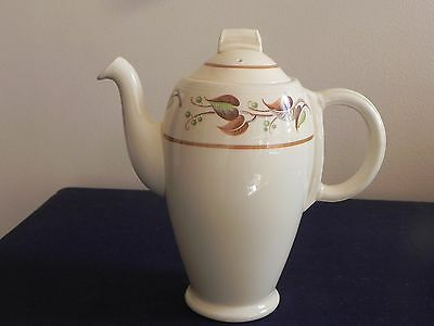 Vintage Grindley England c1950s Coffee Pot