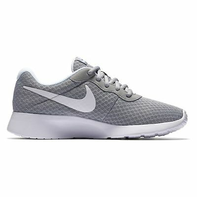 NEW Nike Tanjun Women's Athletic Shoes in Gray SELECT SIZE