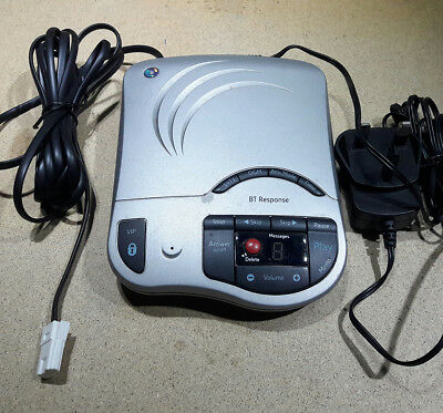 BT Response 75+ Digital Telephone Answering Machine