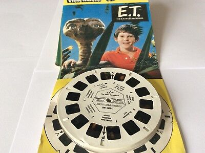 view-master 3D E.T ( the extra- terrestrial )