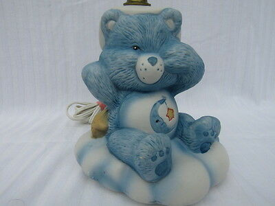 Vintage Care Bears Lamp