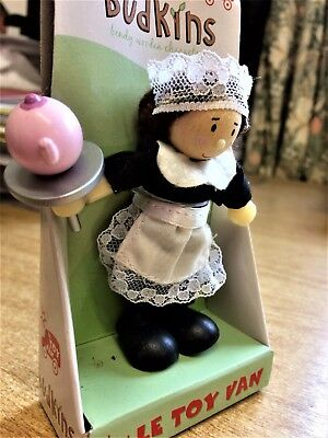 Le Toy Van Budkins Figure - The Maid