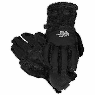 The North Face Denali Thermal Etip Glove Black Felt Girl's Toddler size S Small