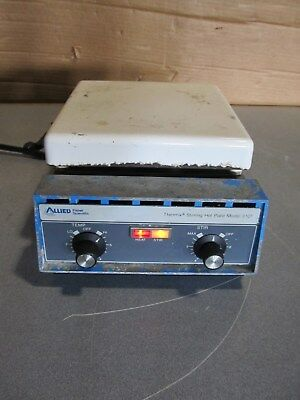 OEM allied fisher scientific thermix stirring hot plate model -310T