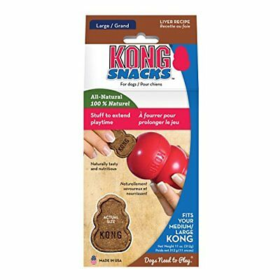 KONG StuffN Snacks Liver, Large 300g