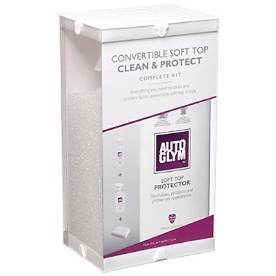 Autoglym Convertible Soft Top Clean  Protect Complete Kit