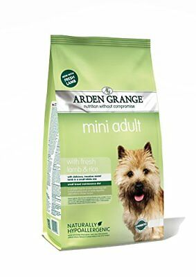 Arden Grange Dog Food Mini Adult Lamb and Rice 6 Kg