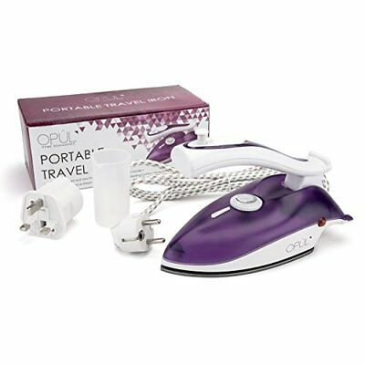 Travel Mini Steam Iron, Travel Steam Iron, Mini Iron, Portable, Ergonomical, Non