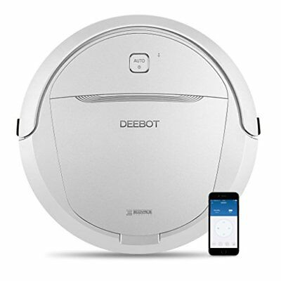 ECOVACS ROBOTICS DEEBOT M81Pro - Powerful floor cleaning robot with 5-stage clea