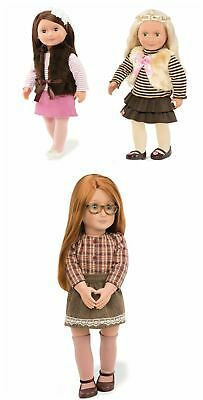 Our Generation Dolls - Holly, Sienna & April