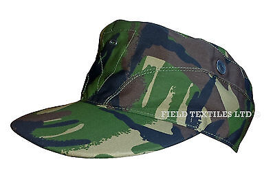 0030c1a58c4 Crap Hat Combat Cap Woodland DPM Green Camouflage British Army Genuine  Issue NEW