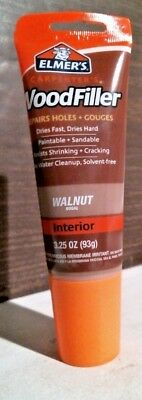 Elmers 00859 Walnut Color Wood Filler FREE SHIPPING