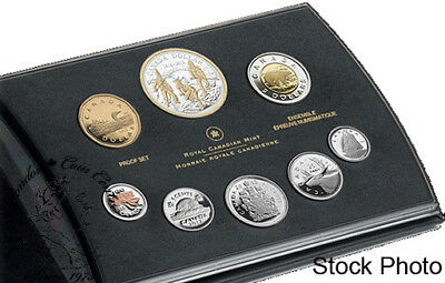 Canada 2012 Last Penny / War of 1812 Proof Set! Pure Silver