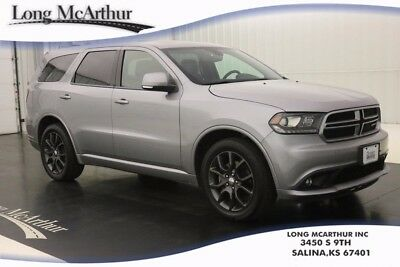 2017 Dodge Durango R/T AWD DURANGO 4 DOOR SUV UNROOF  NAV INTELLIGENT ACCESS PUSH BUTTON START POWER LIFTGATE 3RD ROW SEAT