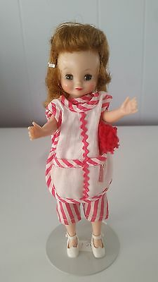 """Vintage American Character 8"""" Betsy Mccall Mommies Helper Doll"""