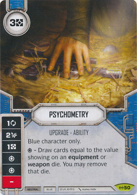 x1 Coordination 37 Rare Star Wars Destiny Empire at War M//NM